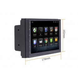 УНИВЕРСАЛНА МУЛТИМЕДИЯ ЗА КОЛА GPS Android 10