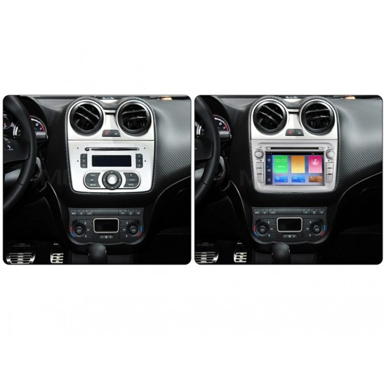 ALFA ROMEO MITO - МУЛТИМЕДИЯ / Навигация Android 11 DVD + DSP + CarPlay