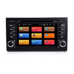 AUDI A4 - МУЛТИМЕДИЯ / Навигация Android 11 DVD + DSP + CarPlay