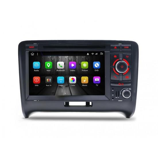 AUDI TT, TTS - МУЛТИМЕДИЯ / Навигация Android 10 DVD