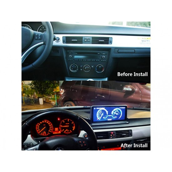 "BMW Серия 3 E90 E91 E92 E93 ID7/EVO/NBT - 10.25"" МУЛТИМЕДИЯ / Навигация Android 10"