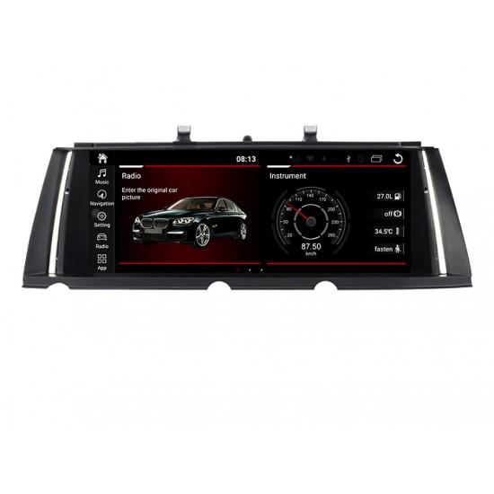 "BMW Серия 7 F01 F02 F03 F04 NBT/CIC -10.25"" МУЛТИМЕДИЯ / Навигация Android 10"