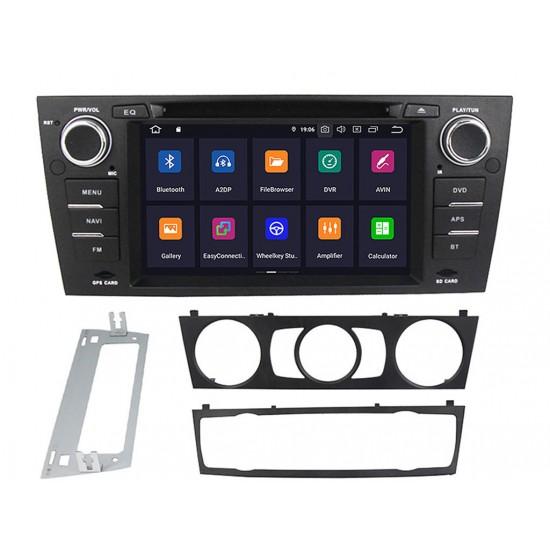 BMW E90 E91 E92 E93 - МУЛТИМЕДИЯ / Навигация Android 10 DVD