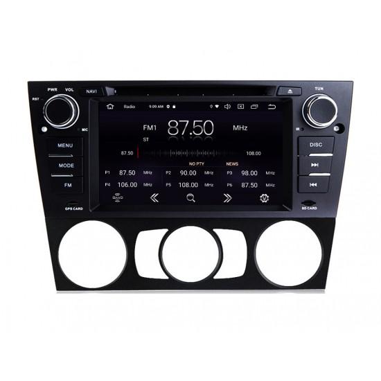 BMW E90 E91 E92 E93 - МУЛТИМЕДИЯ / Навигация Android 11 DVD + DSP + CarPlay