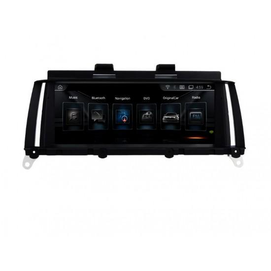"BMW X3 F25, X4 F26 CIC/NBT - 8.8"" МУЛТИМЕДИЯ / Навигация Android 10"