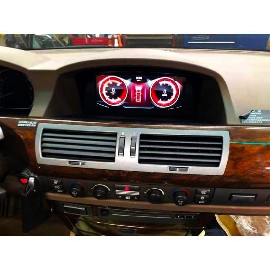 "BMW Серия 7 E65 E66 E67 E68 - 8.8"" МУЛТИМЕДИЯ / Навигация Android 10"