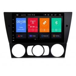 BMW E90 E91 E92 E93 - МУЛТИМЕДИЯ / Навигация Android 11 + DSP + CarPlay