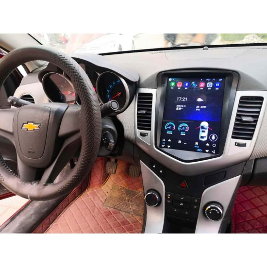 """CHEVROLET Cruze, Lacetti - 10.4"""" МУЛТИМЕДИЯ / Навигация Android 10"""