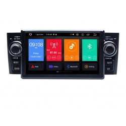 """FIAT PUNTO, LINEA - 6.2"""" МУЛТИМЕДИЯ / Навигация Android 11 + DSP + CarPlay"""