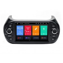 FIAT FIORINO - МУЛТИМЕДИЯ / Навигация Android 11 + DSP + CarPlay