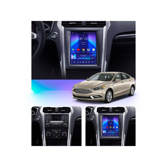 """FORD MONDEO - 9.7"""" МУЛТИМЕДИЯ / Навигация Android 10"""