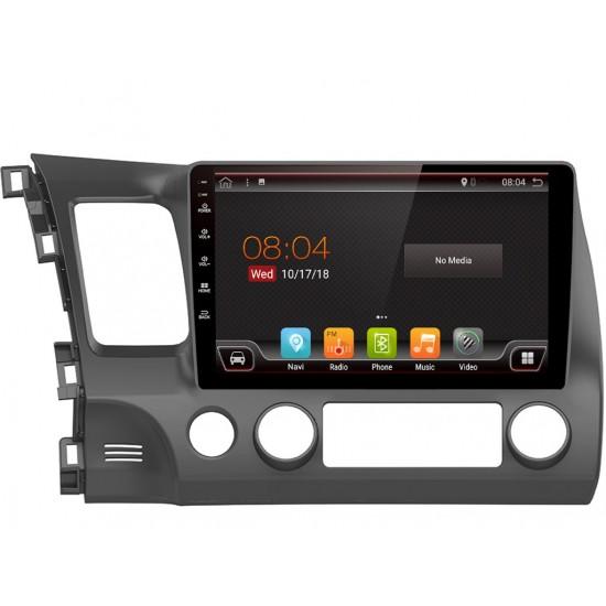 "HONDA Civic - 10.1"" МУЛТИМЕДИЯ / Навигация Android 10"