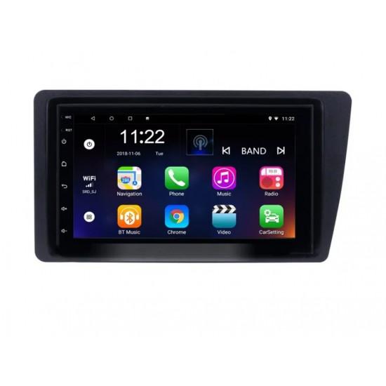 "HONDA Civic - 7"" МУЛТИМЕДИЯ / Навигация Android 10"