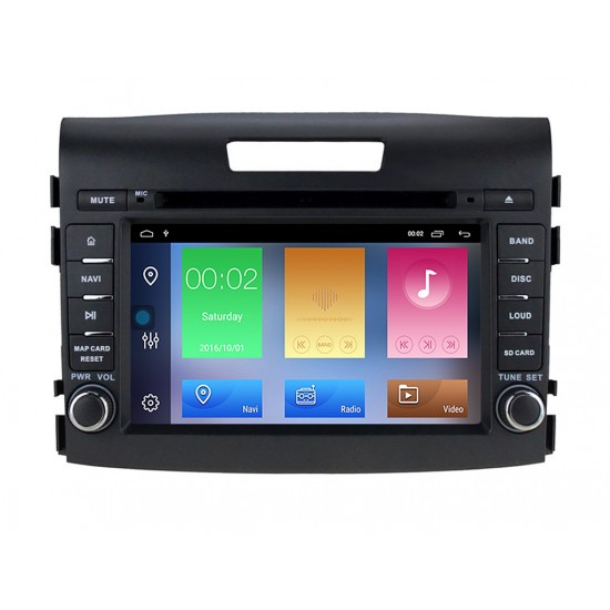 HONDA CR-V - МУЛТИМЕДИЯ / Навигация Android 10 DVD графит + DSP
