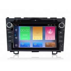 HONDA CR-V - МУЛТИМЕДИЯ / Навигация Android 10 DVD + DSP