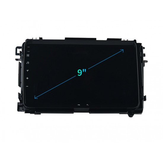 "HONDA HR-V - 9"" МУЛТИМЕДИЯ / Навигация Android 10"