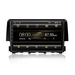 "HONDA Civic - 9"" МУЛТИМЕДИЯ / Навигация Android 10"