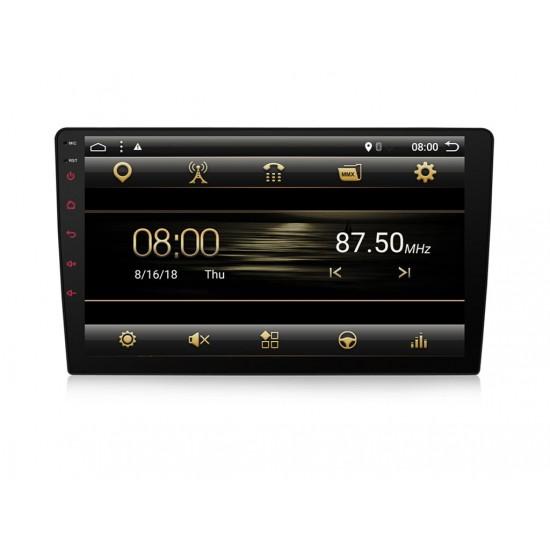 "HONDA Civic - 9"" МУЛТИМЕДИЯ / Навигация Android 11"