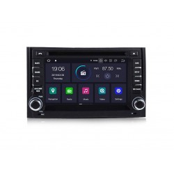 HYUNDAI H1 - МУЛТИМЕДИЯ / Навигация Android 11 DVD