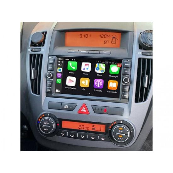 KIA CEED - МУЛТИМЕДИЯ / Навигация Android 10 + DSP + CARPLAY