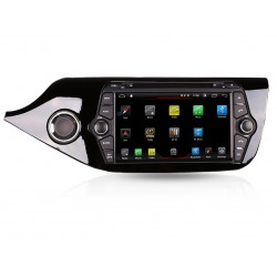 KIA CEED - МУЛТИМЕДИЯ / Навигация Android 10 DVD + DSP