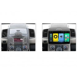 """KIA SOUL - 9"""" МУЛТИМЕДИЯ / Навигация Android 10"""