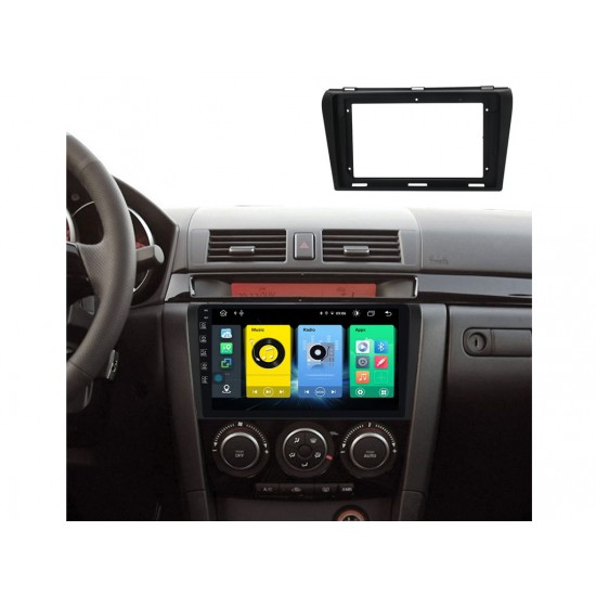 """MAZDA 3 - 9"""" МУЛТИМЕДИЯ / Навигация Android 11"""