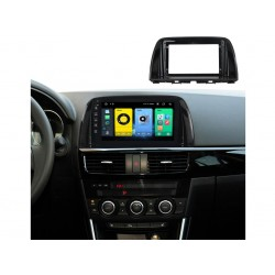 """MAZDA CX-5 - 9"""" МУЛТИМЕДИЯ / Навигация Android 10"""