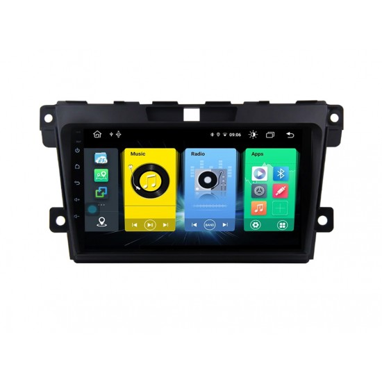 """MAZDA CX-7 - 9"""" МУЛТИМЕДИЯ / Навигация Android 10"""
