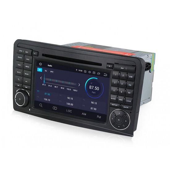 MERCEDES ML W164, GL X164 - МУЛТИМЕДИЯ / Навигация Android 11 DVD