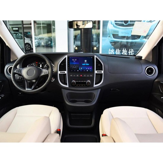 """MERCEDES VITO W447 - 10.1"""" МУЛТИМЕДИЯ / Навигация Android 10"""
