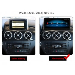 MERCEDES B-Class W245 W246 - МУЛТИМЕДИЯ / Навигация Android 9.0