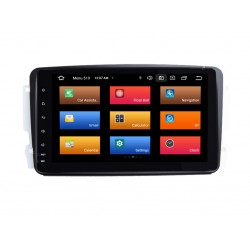 MERCEDES W463, W168, W203, W209, VIANO, VITO, VANEO - МУЛТИМЕДИЯ / Навигация Android 10 DVD + DSP + CarPlay