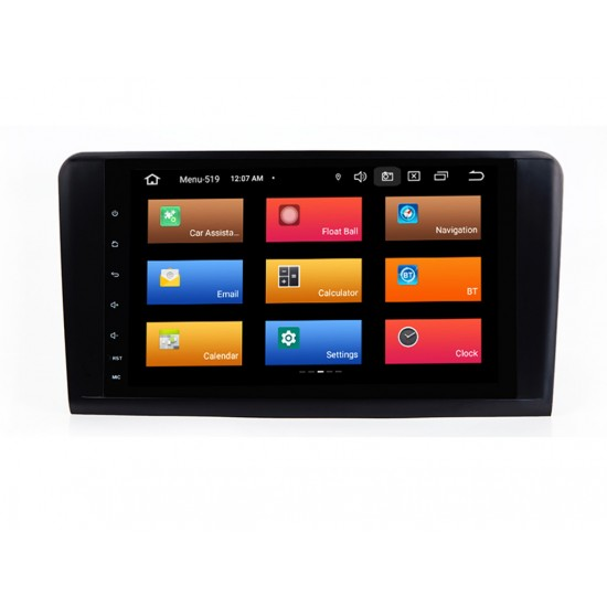 MERCEDES ML W164, GL X164 - МУЛТИМЕДИЯ / Навигация Android 11 DVD + DSP + CarPlay