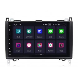 MERCEDES W169, W245, VIANO, VITO - МУЛТИМЕДИЯ / Навигация, CPU:8-Core, RAM:4Gb, ANDROID 11