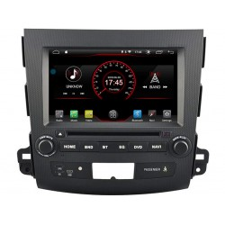 MITSUBISHI OUTLANDER - МУЛТИМЕДИЯ / Навигация Android 10 DVD