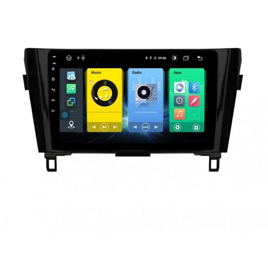 "NISSAN QASHQAI - 10.1"" МУЛТИМЕДИЯ / Навигация Android 10"