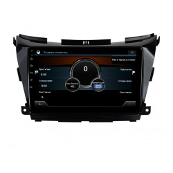 """NISSAN Murano - 10.1"""" МУЛТИМЕДИЯ / Навигация Android 10"""