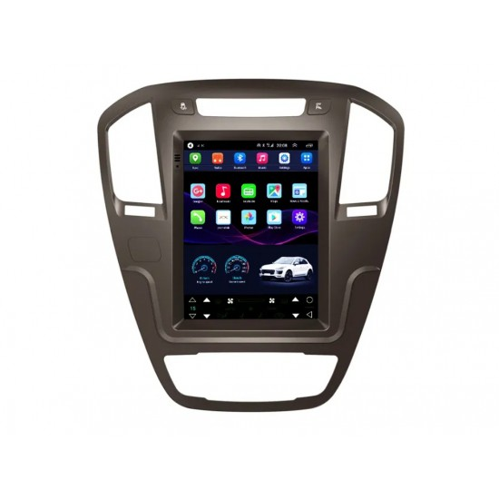 """OPEL INSIGNIA - 10.4"""" МУЛТИМЕДИЯ / Навигация Android 10 DVD"""