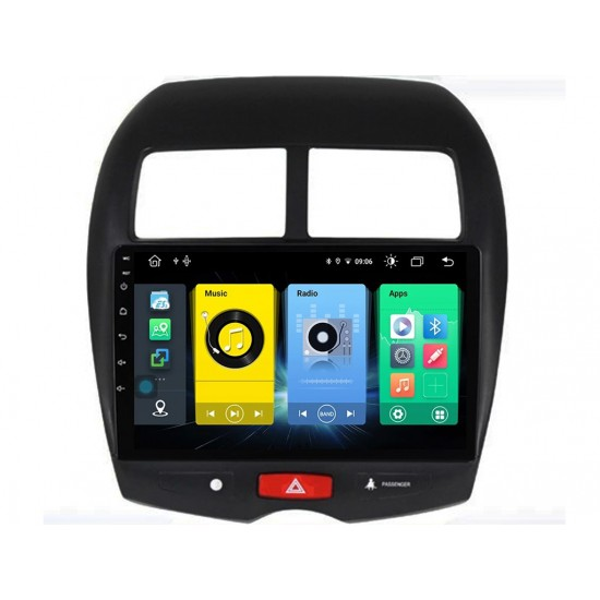 """CITROEN C4 AIRCROSS - 10.1"""" МУЛТИМЕДИЯ / Навигация Android 11"""