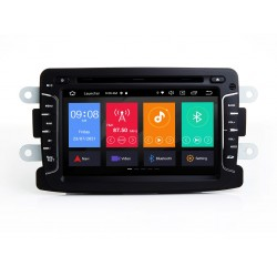 RENAULT CAPTUR - МУЛТИМЕДИЯ / Навигация Android 11 DVD + DSP + CarPlay