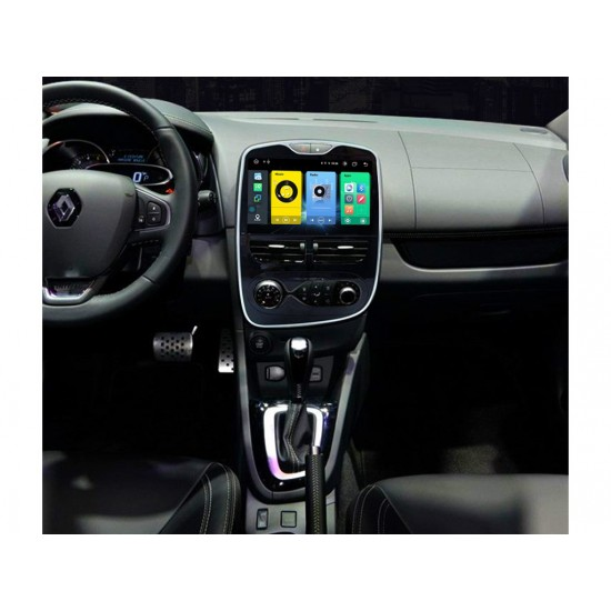 """RENAULT Clio - 10.1"""" МУЛТИМЕДИЯ / Навигация Android 10"""