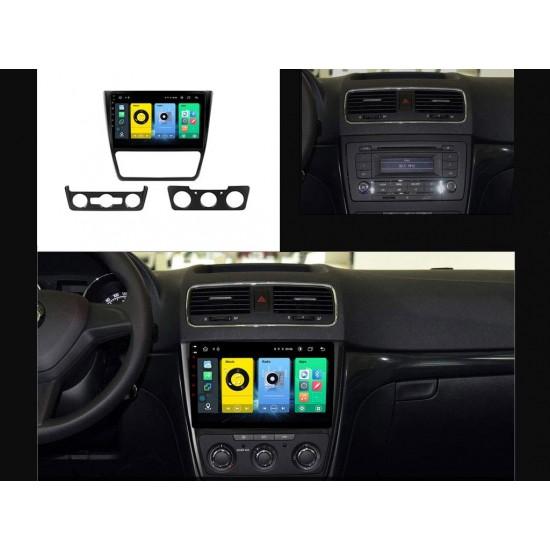 "SKODA Yeti - 10.1"" МУЛТИМЕДИЯ / Навигация Android 10"