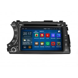 SSANGYONG Kyron, Actyon - МУЛТИМЕДИЯ / Навигация Android 10 DVD