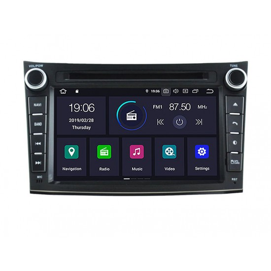 SUBARU Outback, Legacy - МУЛТИМЕДИЯ / Навигация Android 11 DVD