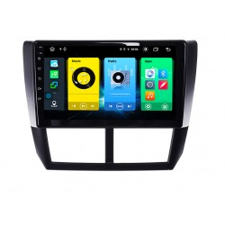 """SUBARU FORESTER, IMPREZA - 9"""" МУЛТИМЕДИЯ / Навигация Android 10"""
