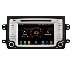 FIAT SEDICI - МУЛТИМЕДИЯ / Навигация Android 10 DVD