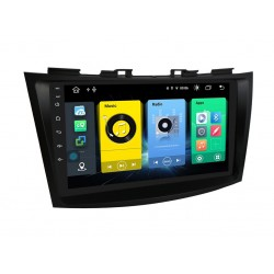 "SUZUKI Swift - 9"" МУЛТИМЕДИЯ / Навигация Android 11"