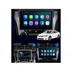 """TOYOTA Camry - 10.1"""" МУЛТИМЕДИЯ / Навигация Android 10"""