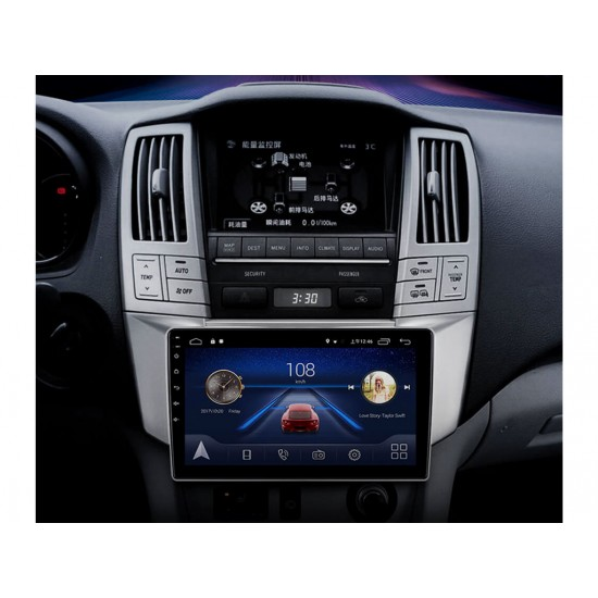 """TOYOTA Harrier - 10.1"""" МУЛТИМЕДИЯ / Навигация Android 10"""